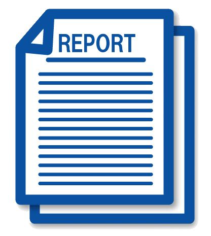 Technical writing report in criminology